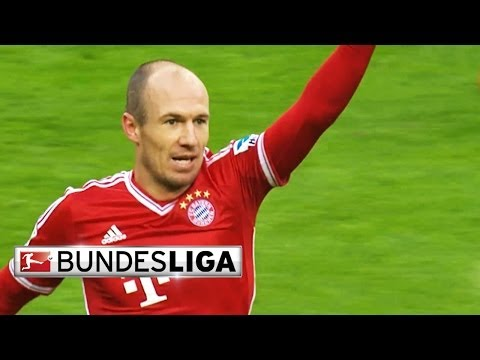 Player of the Week - Arjen Robben