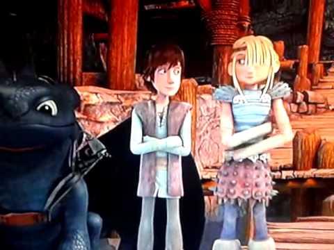 DreamWorks Dragons Riders of Berk - How Not to Communicate