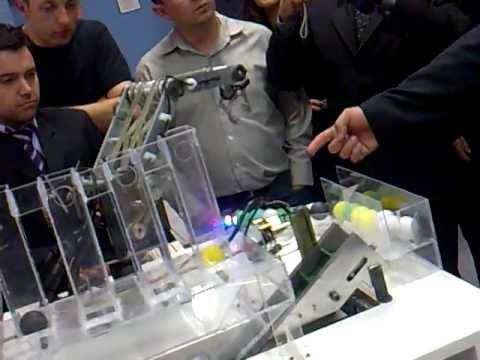 TCC Engenharia Mecatrônica - Turma 2011 - UNIP Sorocaba