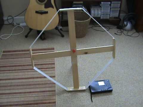 Am loop antenna diy