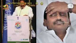 Is Kiran Kumar Reddy scared of elections 2014 ?
