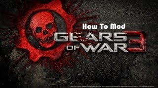 [ Gears Of War 3 ] How To Mod Rank, Stats, Etc For Free