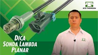 DICA MTE 18 – Sensor Lambda Planar