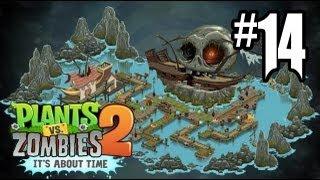 Plants Vs. Zombies 2 Gameplay Walkthrough Part 14
