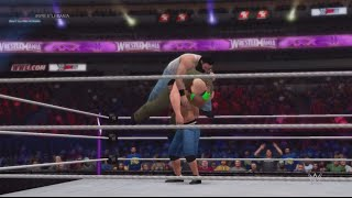 WWE 2K15 OMG! Moments (Last Gen)