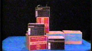 WBFF TV 45 BALTIMORE MD 1991 Barney Miller Commercials