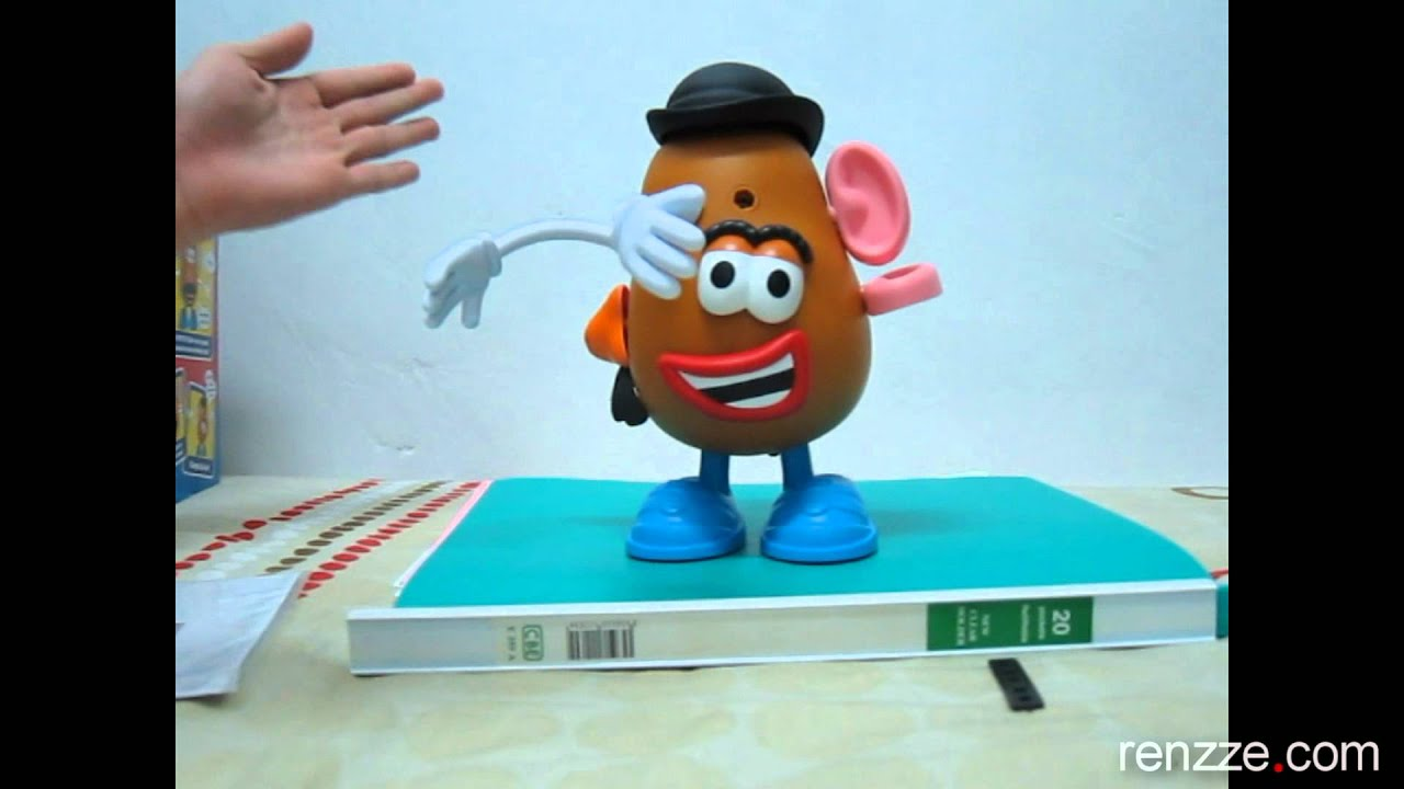Mr Potato Head ...