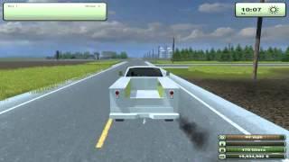 Farming Simulator 2013 Mods 2012 Chevy 2500, 1990 Chevy