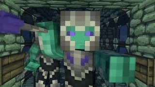 """The Danu Talisman"" Underwater Minecraft Animation"