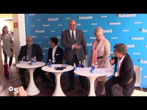 Banco Sabadell entrega los cheques de los 'aces' solidarios - BANCO SABADELL