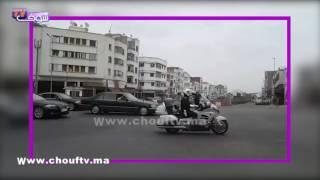 بالفيديو..شاهد الموكب الملكي في شوارع البيضاء في عيد الفطر   |   خارج البلاطو