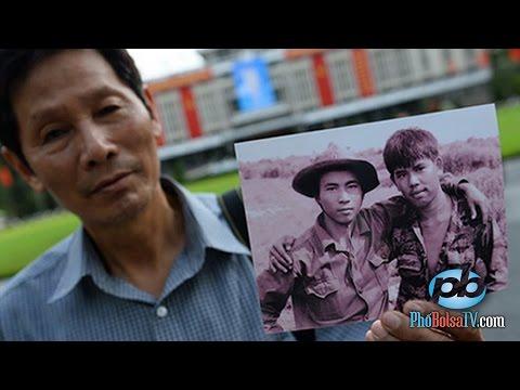 Nói chuyện với tác giả bức ảnh hai người lính từ hai chiến tuyến - PHẦN 1