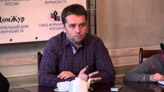 Соколов-Митрич в Московской школе журналистики - часть 1