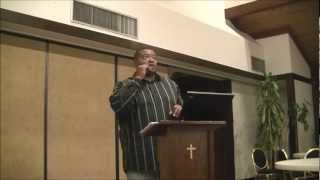 Pastor Larry Austin ---- THANK YOU JESUS --- Part 2 ---- March 20th, 2013