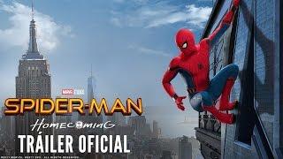 Spider-Man: Homecoming de Marvel | Nuevo tráiler oficial en español | HD