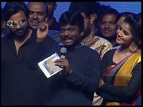Director Karunakaran Speech