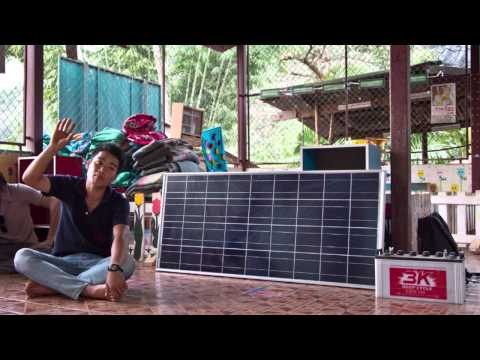 Solar revolution for off-grid Thailand