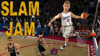 THE SLAM JAM! (NBA Jam w/ Nanners, Chilled, & Ze)