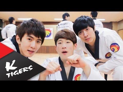 BTS - Boy in luv Taekwondo Ver. [방탄소년단 - 상남자 태권도 버전]