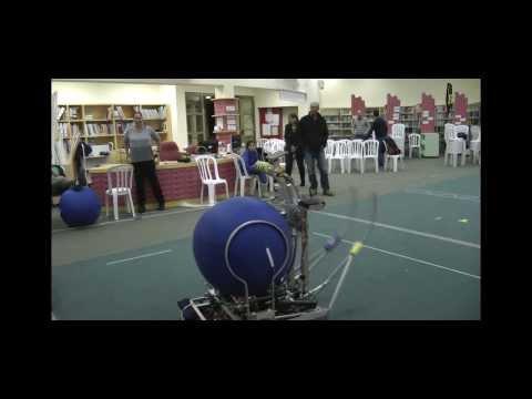 BumbleBee #3339 - 2014 FRC Robot Reveal - SCORPIO