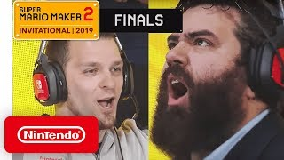 Super Mario Maker 2 Invitational 2019 Finals