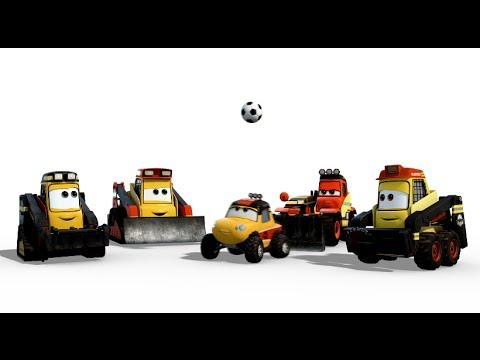 Soccer with the Smokejumpers - Planes: Fire & Rescue