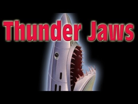Thunder Jaws Arcade Review - MAMECADE