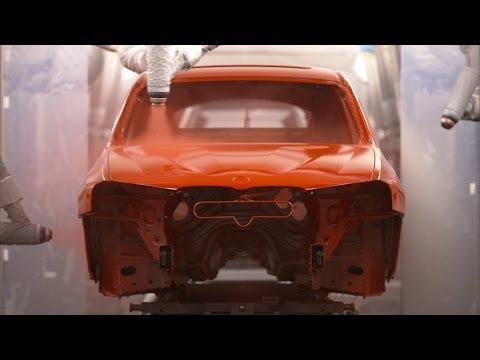 Tak powstaje BMW X4