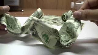 How To Make A Money/dollar Rose