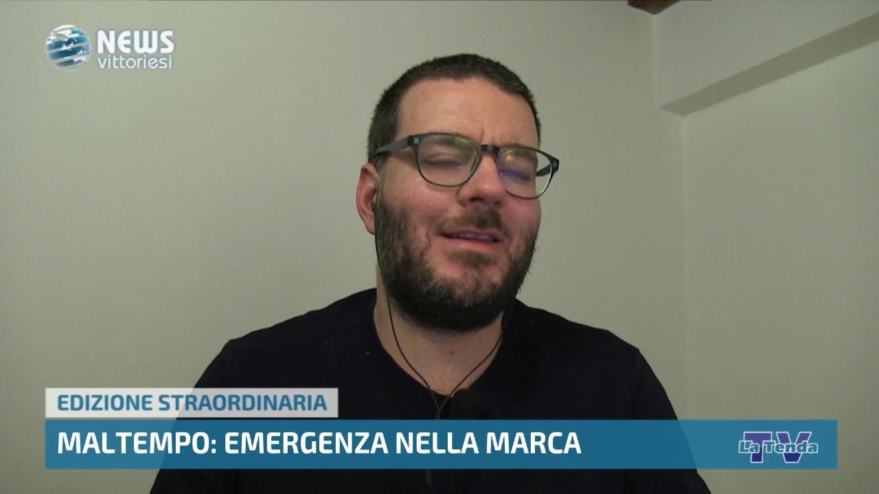 Edizione straordinaria - Maltempo: emergenza nella Marca