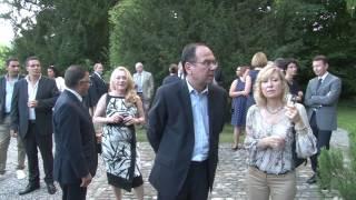 روبورطاج يهم الاحتفال الذي نظمته سفارة المغرب بسويسرا بمناسبة عيد العرش | قنوات أخرى