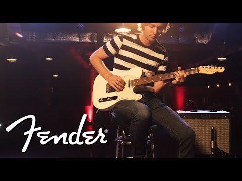 Fender Blues Junior IV, Black