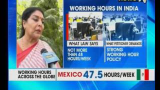 40 hour week: India's salaried class launches online petit..