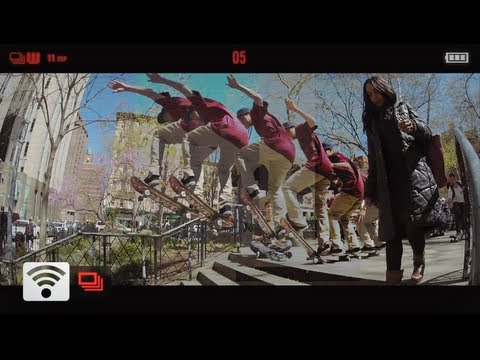 GoPro: New York City... A Day in the Life - Starring Skate Legend Ryan Sheckler