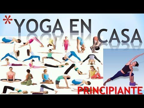 Yoga en casa yoga para principiantes en espa ol youtube - Clases de yoga en casa ...