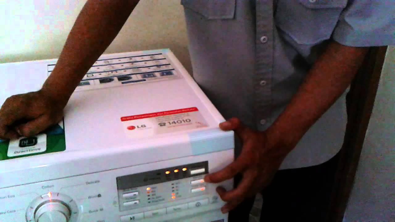 Cara Menggunakan Coffee Maker Electrolux : Cara menggunakan mesin cuci otomatis LG Direct Drive 6 Motions - YouTube