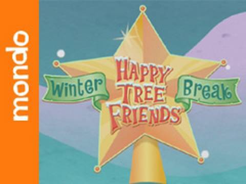 Happy Tree Friends - Winter Break, Unwrap some holiday hilarity. Now you can feast your eyes on the entire Winter Break half-hour holiday special as seen on TV.