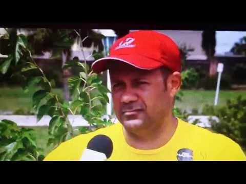 Globo Esporte - Fabiano Machado