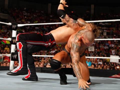 Raw: John Cena & Randy Orton vs. Edge & Sheamus