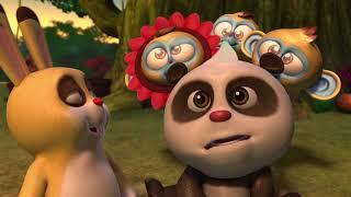 Krtko a Panda 20 - Najkrajší kvet