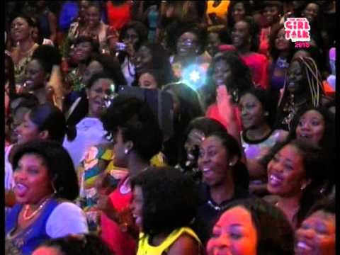 Nana ama McBrown - KHONA - Performed Live In GHANA ,