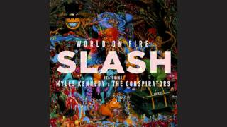 Slash World On Fire NEW ALBUM 2014 ! INFO