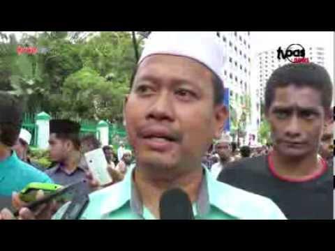 Penindasan: Duta Myanmar enggan terima memorandum