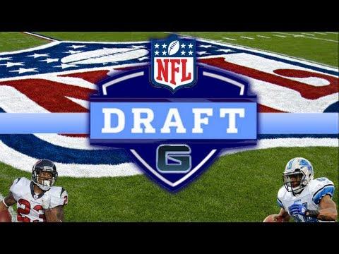 The Official GameFaceStudios NFL Fantasy Draft Live Stream | 09/02/12 @ 6pm EST!!!