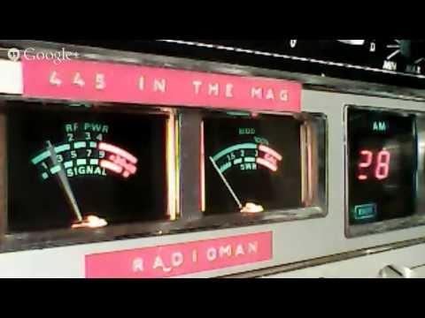 Radioman 445 live cb radio skip/Texas/Oklahoma
