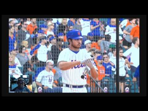 MLB 14 The Show PS4 - The San Francisco Giants Vs The New York Mets