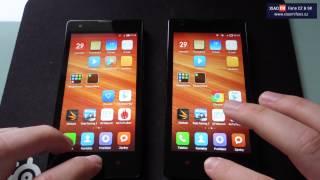 [XiaomiFans.cz] Srovnání Xiaomi Redmi A Xiaomi Redmi 1S