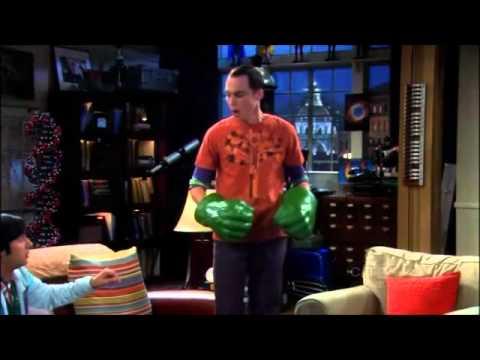 Hulk Sad Sheldon Big Bang Theory Triste