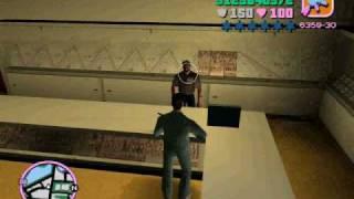 GTA Vice City Como Robar Un Almacen (Loquendo)