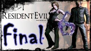 Resident Evil 6 Detonado Leon (Walkthrough) Final [ PT